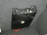 Установка усилителя DLS XM10 в Citroen DS4