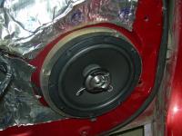 Установка акустики Focal Auditor R-165C в Mitsubishi Lancer X
