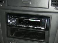 Фотография установки магнитолы Pioneer DEH-X3600UI в Chevrolet Epica
