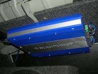 Установка усилителя Blaupunkt GTA 470 в Daewoo Nexia