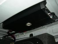Установка усилителя DLS XM10 в Mazda 6 (III)