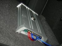 Установка усилителя DLS MA41 в Toyota Corolla X