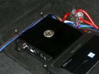 Установка усилителя DLS XM20 в Toyota Highlander