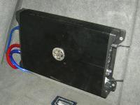 Установка усилителя DLS XM10 в Volkswagen Touareg