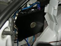 Установка усилителя DLS XM20 в Audi A3 (8P)