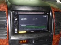 Фотография установки магнитолы Sony XAV-E60 в KIA Sorento I (BL)