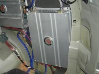 Установка усилителя DLS MA41 в Mitsubishi Pajero Sport