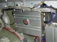 Установка усилителя DLS MA23 в Mitsubishi Pajero Sport