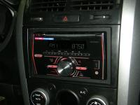 Фотография установки магнитолы Pioneer FH-X360UB в Suzuki Grand Vitara