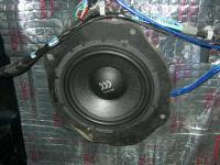 Установка акустики Morel Virtus 602 в Toyota Crown