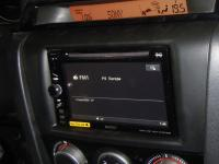 Фотография установки магнитолы Sony XAV-E60 в Mazda 3