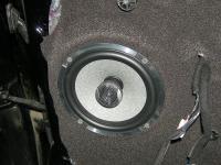 Установка акустики Focal Performance PC 165 в Hyundai i40