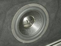 Установка сабвуфера Morel Primo 124 в Hyundai i40