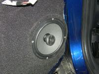 Установка акустики Focal Performance PC 165 в Mitsubishi Outlander III