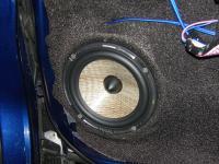 Установка акустики Focal Performance PS 165 FX в Mitsubishi Outlander III