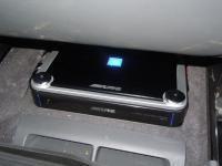 Установка усилителя Alpine PDX5 в Toyota Land Cruiser 200
