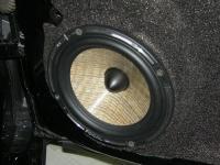 Установка акустики Focal Performance PS 165 FX в Volkswagen Jetta VI