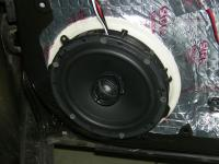 Установка акустики Morel Tempo Coax 6 в Citroen C4