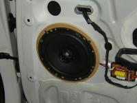 Установка акустики Morel Tempo Coax 6 в Citroen DS4