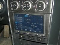 Фотография установки магнитолы Pioneer AppRadio SPH-DA110 в Lexus IS 200