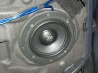 Установка акустики Morel Virtus 602 в Ford Mondeo 4 (Mk IV)