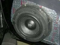 Установка акустики Morel Virtus 602 в Nissan Pathfinder