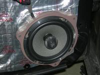 Установка акустики Focal Performance PC 165 в Opel Antara