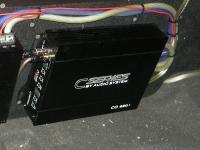 Установка усилителя Audio System CO 650.1 в Opel Antara
