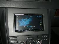 Фотография установки магнитолы Pioneer AVH-X4600DVD в Volvo XC90