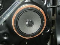 Установка акустики Focal Performance PC 165 в Honda Accord
