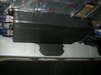 Установка усилителя Audio System CO 65.4 в Mercedes CLK (W209)