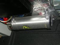 Установка Sound Quest CAP2M в Mercedes CLK (W209)