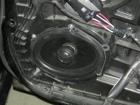 Установка акустики Morel Tempo Coax 5x7 в Mazda 6 (II)