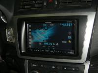 Фотография установки магнитолы Pioneer AVH-X4600DVD в Mazda 6 (II)
