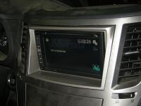 Фотография установки магнитолы Pioneer AVIC-F960BT в Subaru Outback (BR)