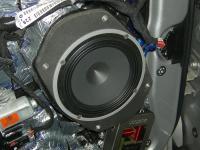 Установка акустики Audison AV K6 в JEEP Grand Cherokee (WK2)