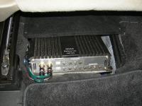 Установка усилителя DLS RA40 в JEEP Grand Cherokee (WK2)