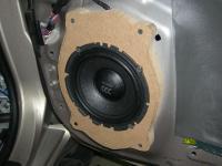 Установка акустики Morel Virtus 602 в Toyota Land Cruiser 200