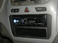 Фотография установки магнитолы Alpine CDE-182R в Chevrolet Cobalt