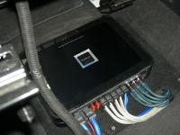 Установка усилителя Alpine PDX-V9 в Land Rover Freelander 2