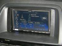 Фотография установки магнитолы Alpine ICS-X8 в Mazda CX-5