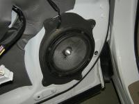 Установка акустики Focal Access 165 AS в Toyota Highlander
