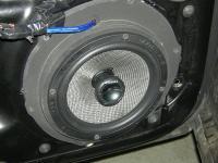 Установка акустики Focal Performance PC 165 в Volkswagen Touareg