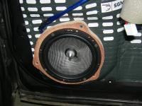 Установка акустики Focal Access 165 AS в Suzuki Grand Vitara