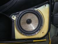 Установка акустики Focal Performance PS 165 FX в Ferrari 360 Modena