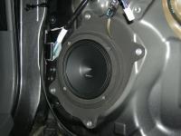 Установка акустики Audison Prima APK 165 в Toyota Land Cruiser 150