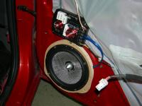 Установка акустики Focal Access 165 AS в KIA Rio