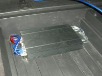 Установка усилителя Audio System CO 65.4 в Nissan X-Trail (T31)