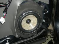 Установка акустики Focal Performance PS 165 FX в Subaru Outback (BR)