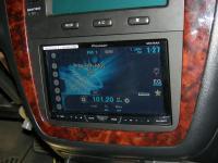 Фотография установки магнитолы Pioneer AVH-X4600DVD в Acura MDX